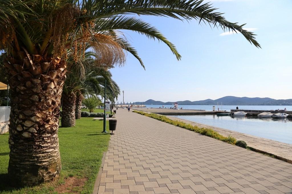 Kemp Park Soline, Biograd na Moru, autobusový zájezd_různé termíny - Dalmácie