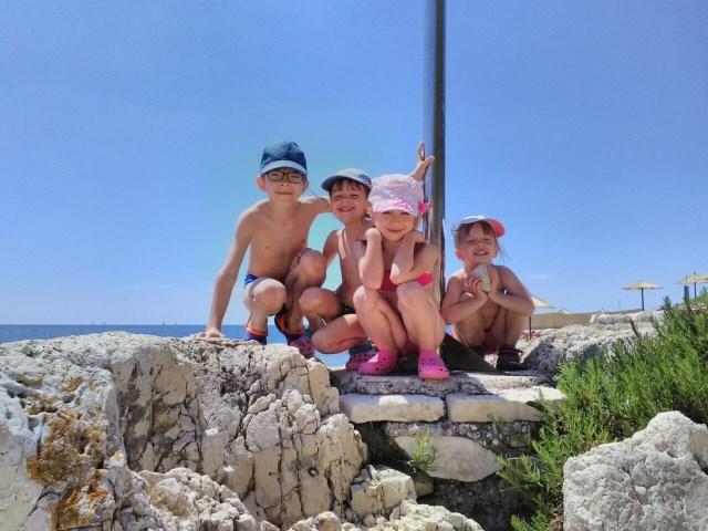 Kemp Bijela Uvala_Baby týden II - Istrie
